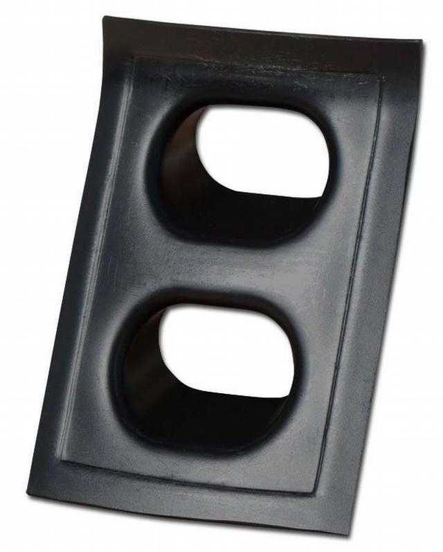Brake Duct Double Hole