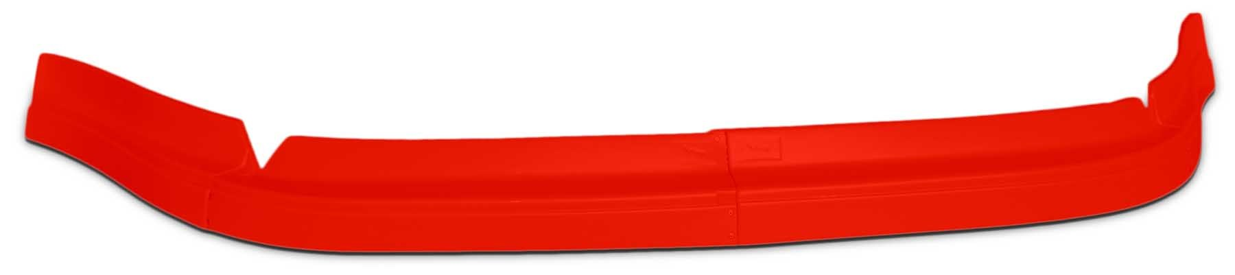 Lower Air Valance MD3 Dirt Nose Flr Red