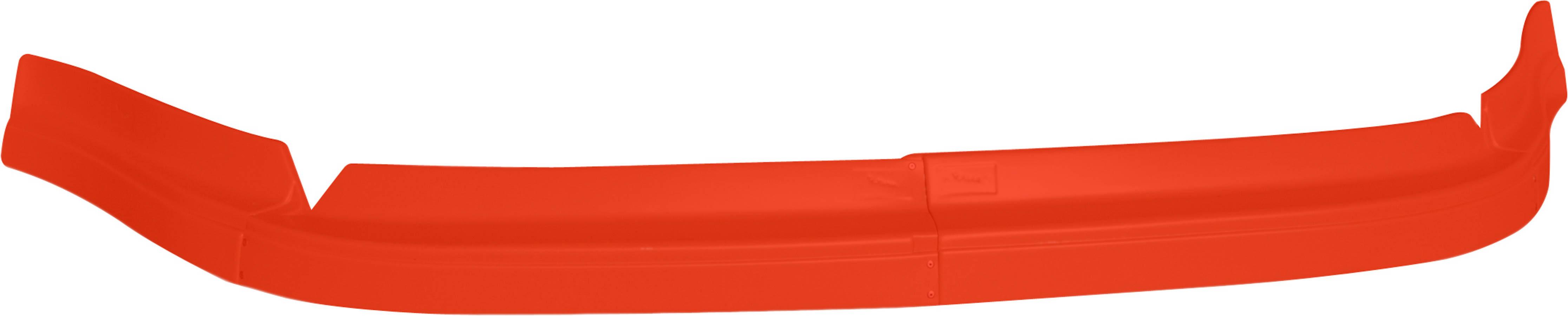 Lower Air Valance For MD3 Dirt Nose Orange