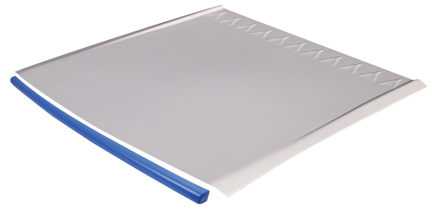 MD3 L/W Dirt Roof White w/Cheveron Blue Cap