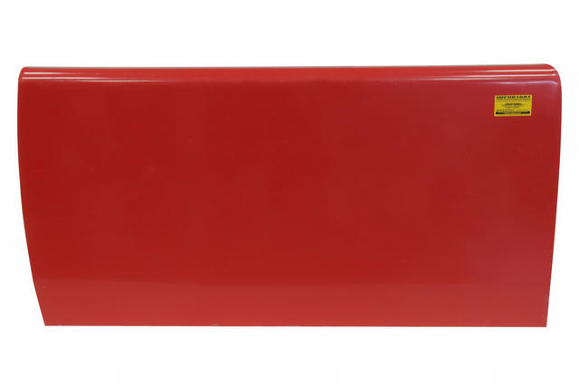 2019 LM Aluminum Door Red Left