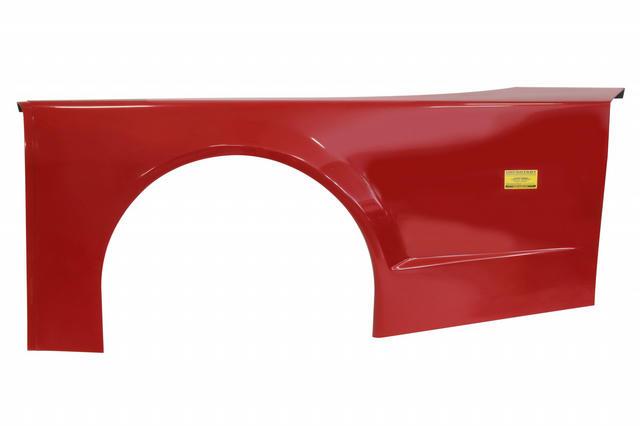 2019 LM Ultraglass Quart er Panel Red Left