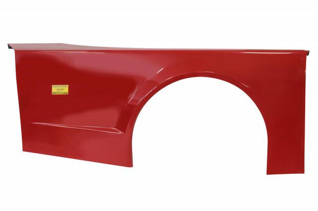 2019 LM Ultraglass Quart er Panel Red Right