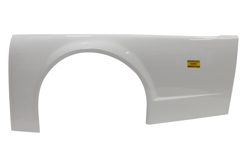 2019 LM Ultraglass Quart er Panel White Left