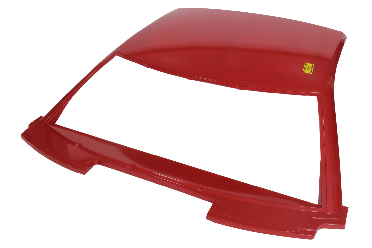 2019 LM Ultraglass Front Greenhouse Red