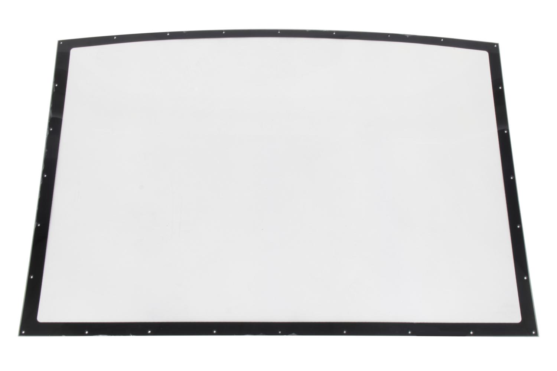 2019 LM Rear Window Unco ated Cut Drilled W/Black