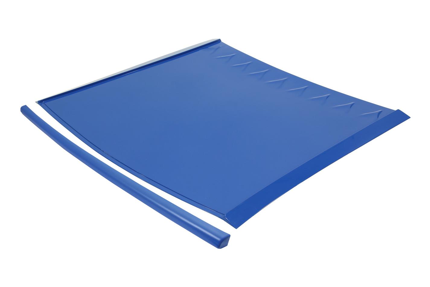 MD3 L/W Modified Roof Chevron Blue w/ Roof Cap