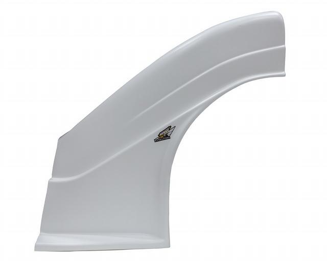 Fender MD3 Evolution DLM White Left