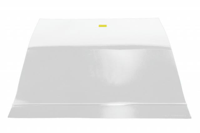MD3 L/W Composite Hood White