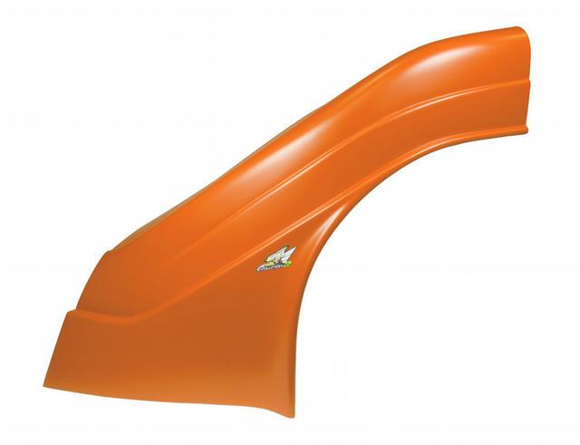 Fender MD3 Upper Evo II DLM Orange Left
