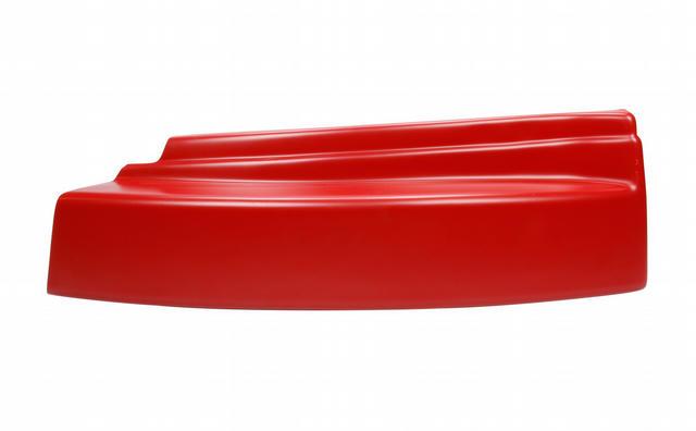 Fender MD3 Lower Evo II DLM Red Left