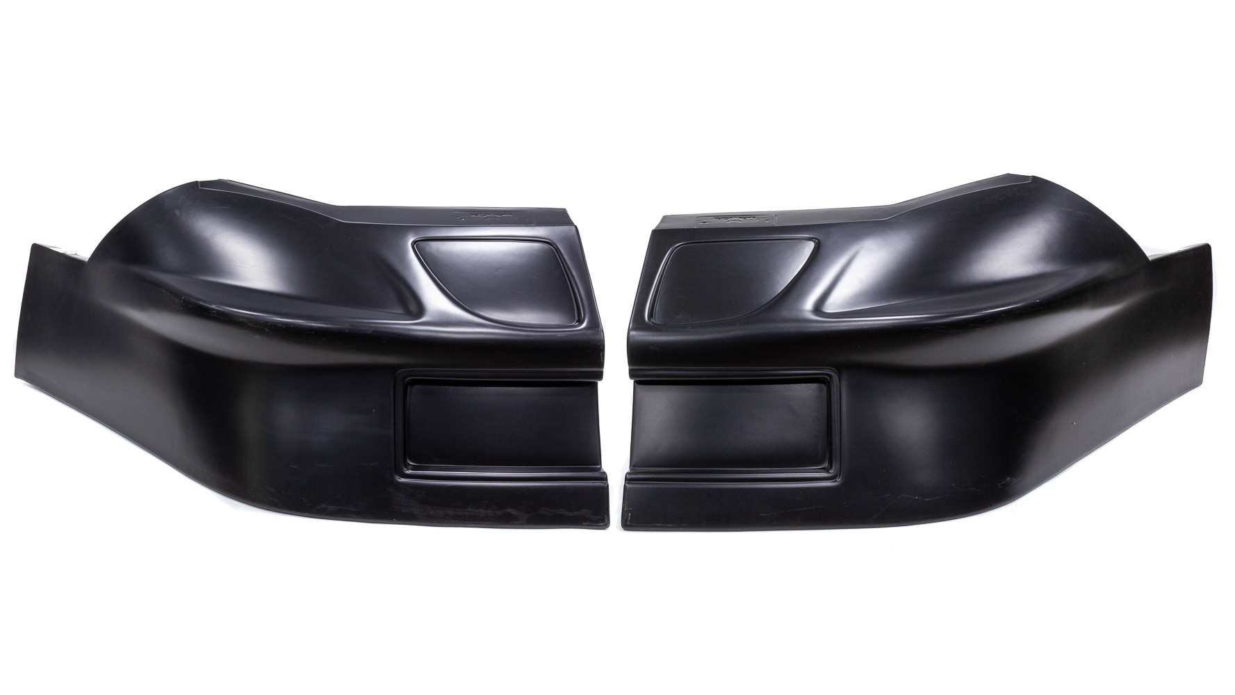 04 Grand Prix Nose Black Plastic