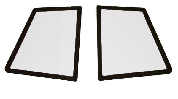 88 Monte Qtr Windows Pre-Drilled Pair