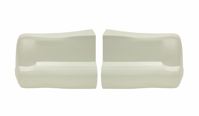 00 Monte Carlo Bumper Cover White Plastic