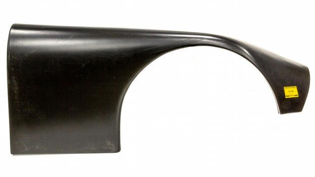 ABC Fender Plastic Black Right 10in Tires