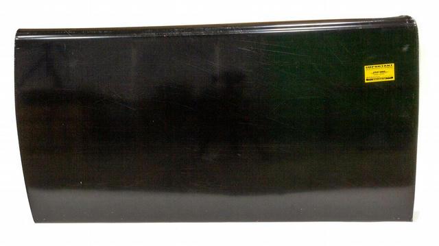 ABC Door Aluminum Black Left