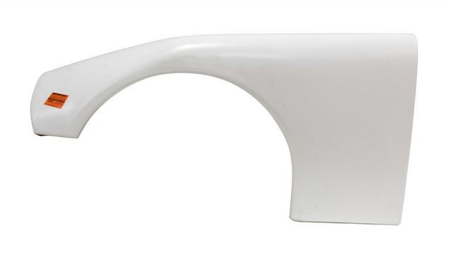 S2 Sportsman Fender Plastic LH White