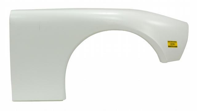 S2 Sportsman Fender Plastic RH White