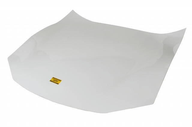 ABC Flat Hood Std Weight Composite White