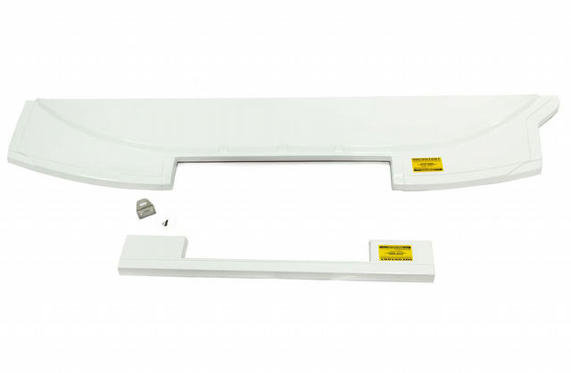 ABC Cowl Panel White Ultraglass