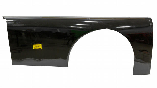ABC Greenhouse Qtr Panel Ultraglass Black Right