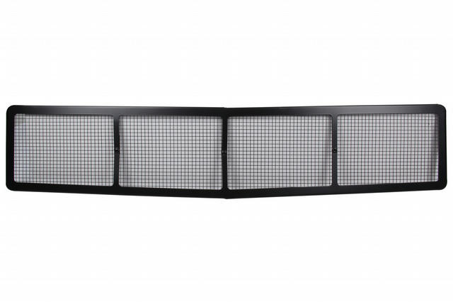 2019 Truck Nose Screen Lower 1/4in Mesh Black