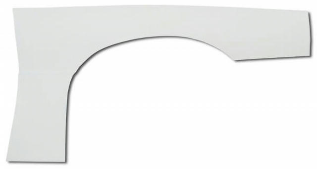 Mustang Mini Stock Lower Fender RH Steel