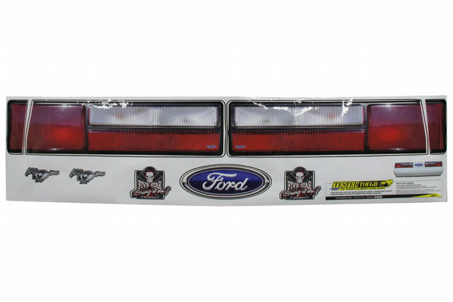 Mustang Tail Graphics