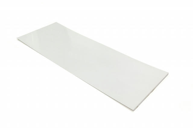 2020 Truck Bed Cover Front White Alum