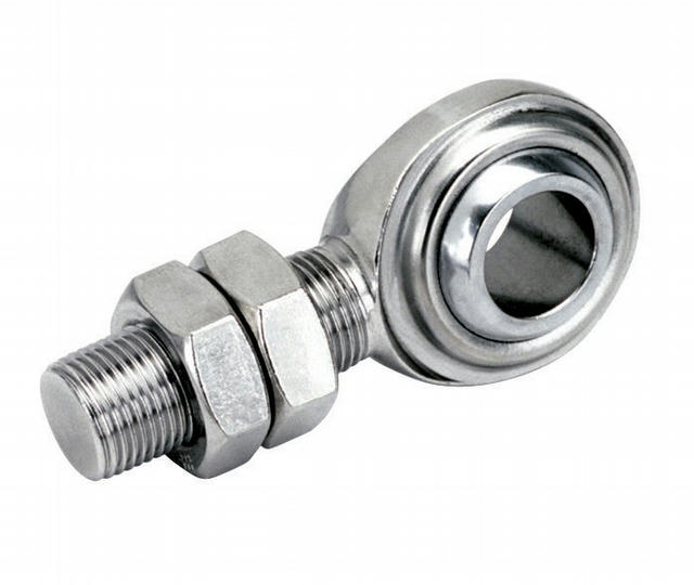 Stainless Steel 3/4in Support Bearing Polished