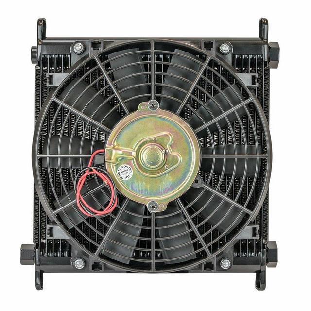 Engine Oil Cooler 32 Row 7/8-14  10in Fan