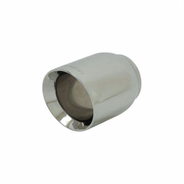 S/S Exhaust Tip - 4in Dia. 3in Pipe