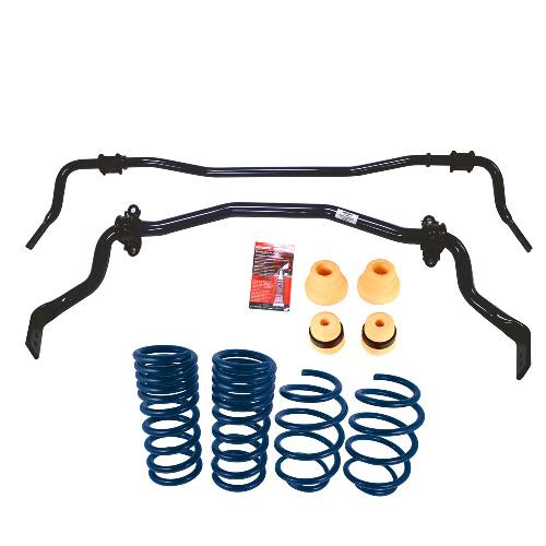 Street Sway Bar & Spring Kit Mustang 15-20