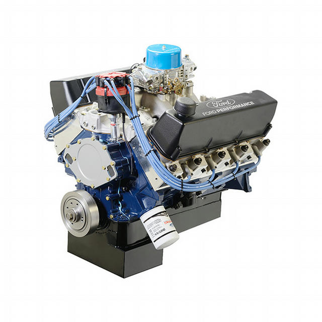 572 BBF Crate Engine W/Front Sump
