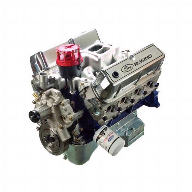 347 CID Spec Crate Motor