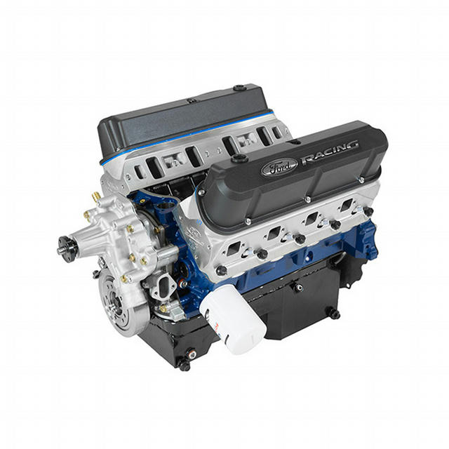 363 SBF Crate Engine w/Rear Sump