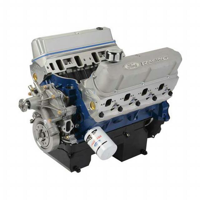 460 BBF Crate Engine W/Rear Sump