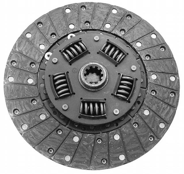 10.5in Clutch Disc