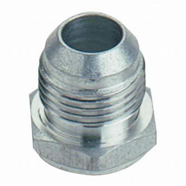 #8 Male Weld Bung Aluminum