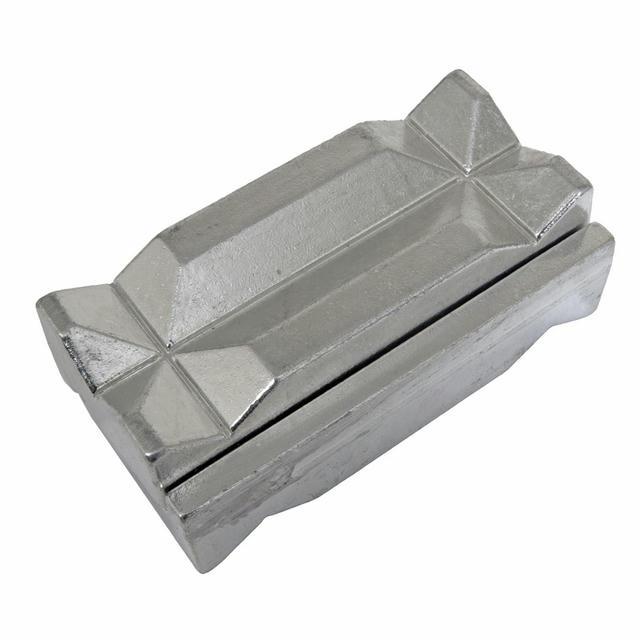 Aluminum Vise Jaws (Pair)
