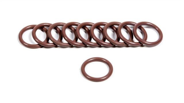 Viton O-Rings #6 10pk 9/16 I.D.