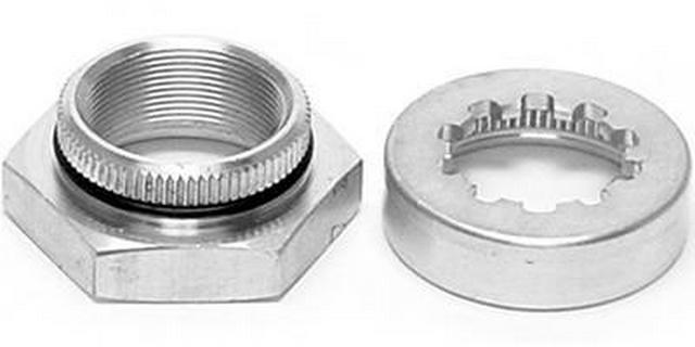 Pinion Nut LH & Bearing Posi-Lock