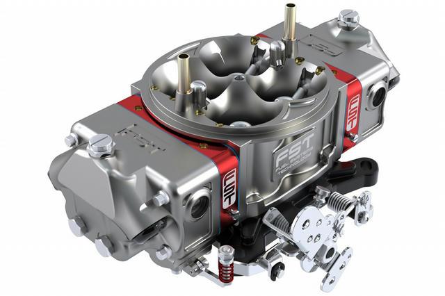 650 CFM Billet Extreme Carb w/Mech Secondaries
