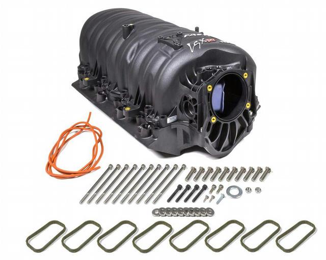 LSXrt LS3 102mm Intake Manifold Black