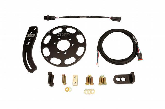 Magnet Crank Trigger Kit BBC w/8in Balancer