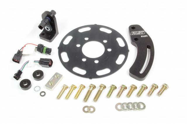 SBC Crank Trigger Kit - For 7in Balancer