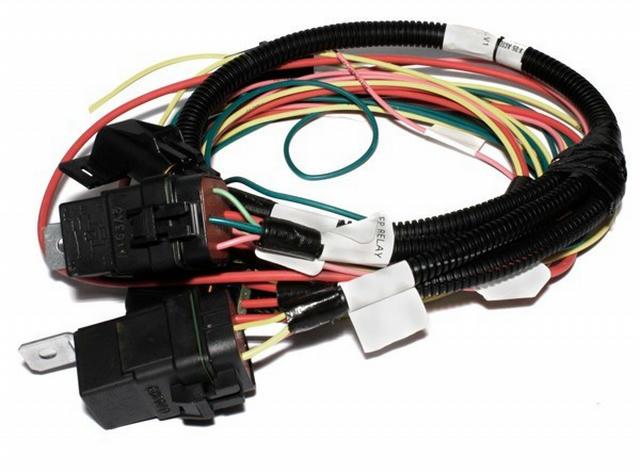 Fan & Fuel Pump Wiring Harness Kit