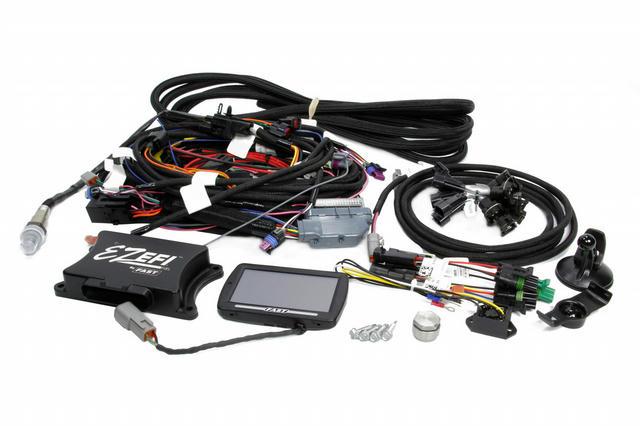 EZ EFI Kit - Multi-Port Retro-Fit - Color