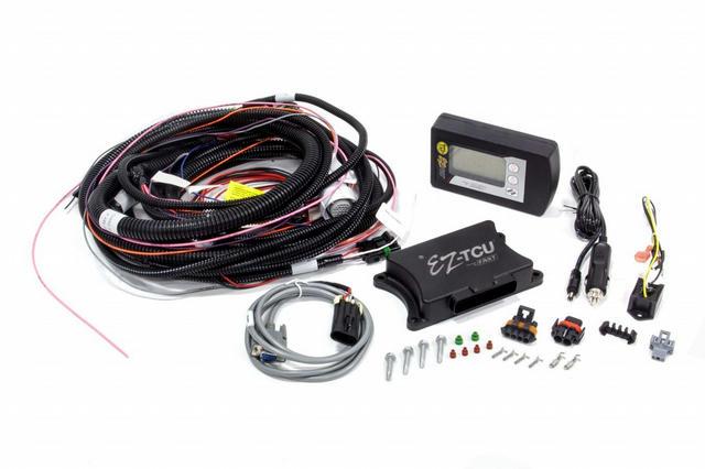 EZ TCU Transmission Controller Kit