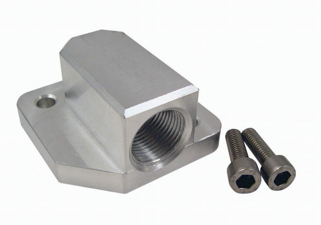 Fast Idle Air Control Housing Adapter